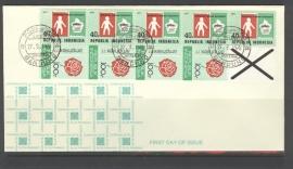 INDONESIË 1978 FDC PB 4B