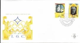 ARUBA 1994 FDC E 050 IOC