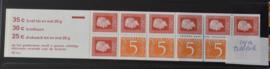 A ¼ 7-2 ++ POSTZEGELBOEKJE PZB PB 14a LEES POSTFRIS