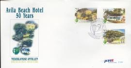 ANTILLEN 1999 FDC E301 AVILA BEACH HOTEL