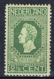 NEDERLAND 1913 NVPH 90 ONGEBRUIKT ++ J 345