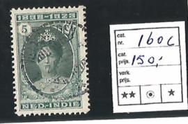 NED. INDIË 1923 NVPH 160C  ++ PH
