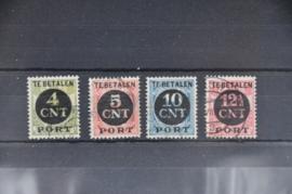 1924 PORT P65-68 GESTEMPELD ++ J 99