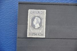 NEDERLAND 1913 NVPH 94 ONGEBRUIKT ++ O 068