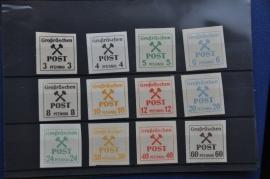 1945 MCHL 31-42 GROßRÄSCHEN POSTFRIS ++ M 052