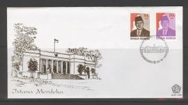 INDONESIË 1985 FDC 168 SOEHARTO