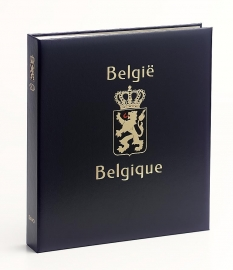 DAVO LUXE ALBUM BELGIË DEEL I 1849-1949 KOOPJE!!!! DAVO 170€