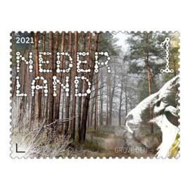 NEDERLAND DWINGELDERVELD BOS ++ D(B) 200