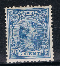 NEDERLAND 1891 NVPH 35 ONGEBRUIKT ++ K 137