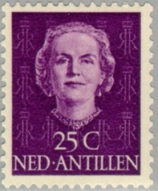 ANTILLEN 1950 NVPH SERIE 226 EN FACE JULIANA
