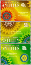 ANTILLEN 1980 NVPH SERIE 648
