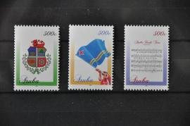 ARUBA 2016 SERIE NATIONALE SYMBOLEN ++ I 243