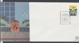 INDONESIË FDC SHP 1990-15