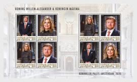 ST EUSTATIUS 2020 WILLEM MAXIMA   ++ M