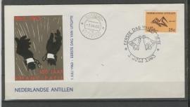 ANTILLEN 1963 FDC E 25-1