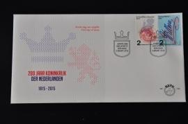 NEDERLAND NVPH FDC E 708