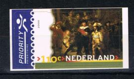 NEDERLAND 2000 NVPH 1907 REMBRANDT ++ B 607