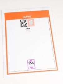 Easy stroken transparant T135 (215 x 139) 10 stuks