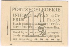 POSTZEGELBOEKJE 1935  PZB PZ 22d POSTFRIS ++ C 305