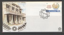 INDONESIË 1985 FDC 169