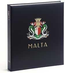 DAVO LUXE ALBUM MALTA DEEL I 1860-1974