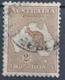 1915 MCHL 26 WM 3 KANGAROO ++ M 031