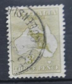 1913 MCHL 8 WM 2 KANGAROO ++ M 030