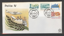 INDONESIË 1984 FDC 155