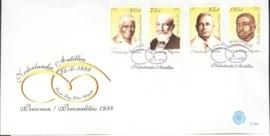 ANTILLEN 1998 FDC E294