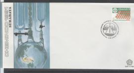 INDONESIË FDC SHP 1991-11