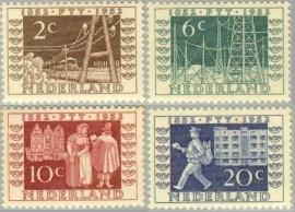 NEDERLAND 1952 NVPH SERIE 592