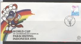 INDONESIË FDC SHP 1991-13