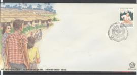 INDONESIË FDC SHP 1990-6