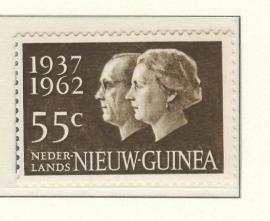 NIEUW GUINEA 1962 NVPH SERIE 75