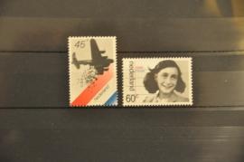NEDERLAND 1980 NVPH 1198-99 ++ P 088