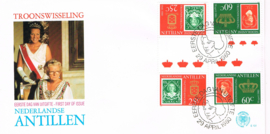 ANTILLEN 1980 FDC E 131 ++ PH