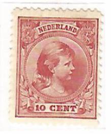 NEDERLAND 1891 NVPH 37C POSTFRIS ++ PH