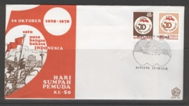 INDONESIË 1978 FDC 54