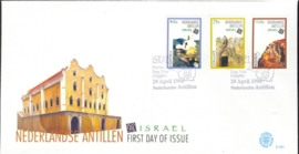 ANTILLEN 1998 FDC E291 ISRAËL