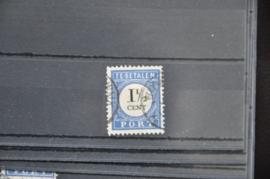 1894 PORT P15 GESTEMPELD ++ P 260