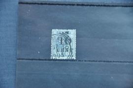 SURINAME 1898 NVPH 29 GEBRUIKT ++ Q 252