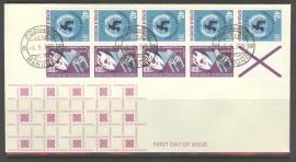 INDONESIË 1978 FDC PB 1B