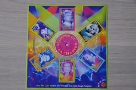 2001 YVERT BLOK 37 MUZIEK MUSIC ++ M