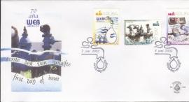 ARUBA 2002 FDC E 100 WATER EN ENERGIE