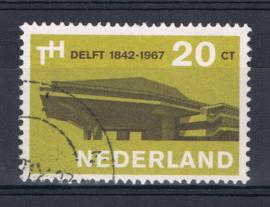 NEDERLAND 1967 NVPH 876 GEBRUIKT ++ L 566