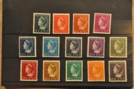 NEDERLAND 1940 NVPH 332-45 POSTFRIS ++ P 123