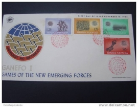 1963 FDC ZBL 412-19