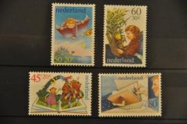 NEDERLAND 1980 NVPH 1210-13 ++ P 095