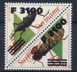 REP. SURINAME 2000 ZBL SERIE 1094