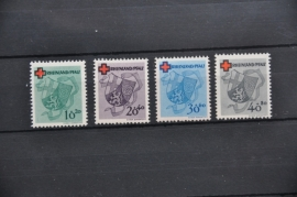 1949 MCHL 42A-45A RHEINLAND-PFALZ ++ M 053
